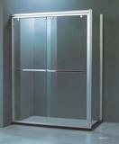厕所挡水玻璃门,浴室玻璃门