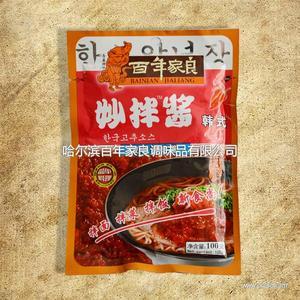 妙拌复合调料酱(拌面型)100
