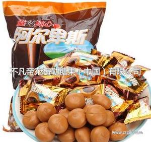 阿尔卑斯巧克力糖1000g