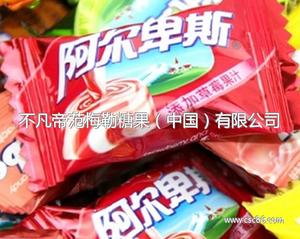 阿尔卑斯糖果混合口味250g