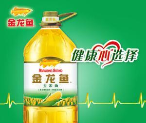 金龙鱼 玉米 非转基因 压榨 植物 食用油 5L