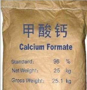混凝土添加剂 甲酸钙