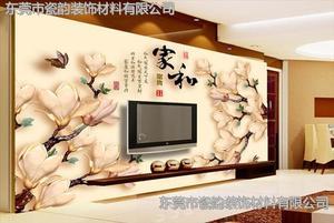 提供玉雕  大理石仿玉雕背景墙可做代理