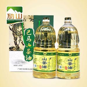 广西巴马有机野生山茶油油茶籽油月子油巴马特产