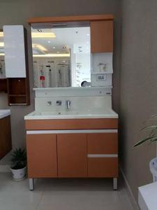 K8928-100橡木浴室柜