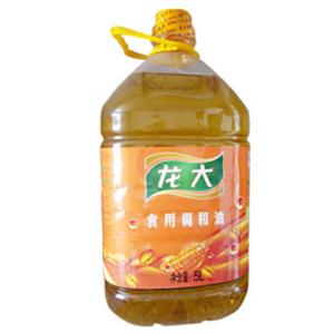 5L龙大食用调和油 曲阜健源有机食品特供批发