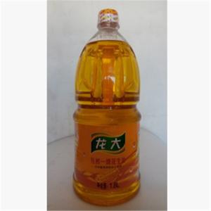 龙大压榨一级花生油 1.8L非转基因加工 批发供应