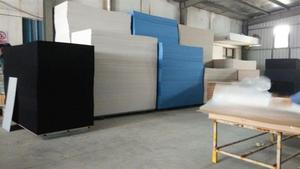聚酯纤维吸音板环保多色可选