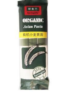 【今日产品推介】新食力有机小麦素面