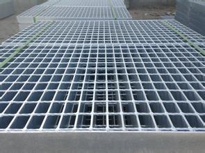 沟盖板格栅板钢格板井盖市政栏杆公