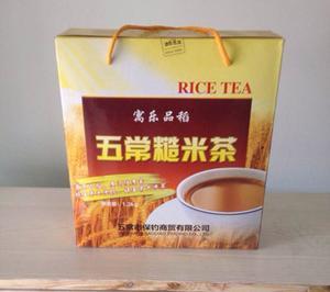 寓乐品稻 五常糙米茶 绿色食品 包邮