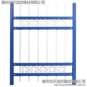 批发联美锌钢栅栏1200-2000mm大批量包安装