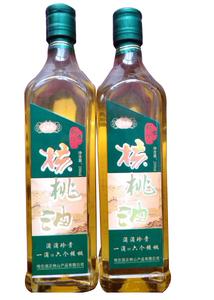正林山核桃油东北特产鲜榨