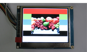 3.5寸TFT彩色液晶模块 可带触控