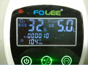 氧气流量计HTN液晶显示屏液晶显示模块液晶控制板