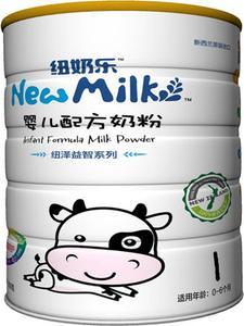 纽奶乐奶粉品牌
