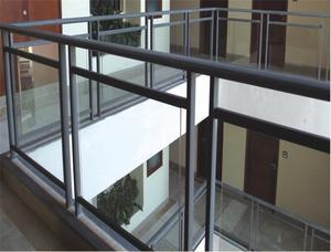 玻璃护栏,惠州联美锌钢护栏