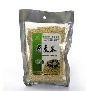 东北特产 泰来杂粮 素食猫 荞麦米单品袋装400g