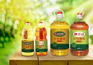 建三江非转基因大豆油组合 绿色食品 健康豆油