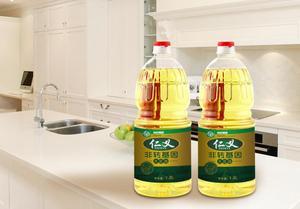 仁义一级非转基因大豆油1.8L 绿色有机豆油
