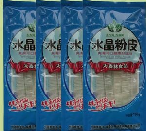 绥棱厂家批发 黑龙江 马铃薯水晶粉丝 透明粉丝粉条