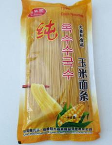 绥棱【森华源】 厂家批发玉米面条 玉米挂面400g