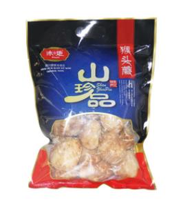 冰地 精选猴头菇 袋装250g 东北特产 健康养生
