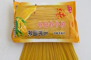 供应森华源哈尔滨玉米挂面 绿色健康食品
