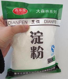 森华源大森林系列 淀粉 绿色健康食品