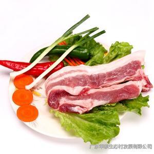 华琪生态村灵芝猪五花肉