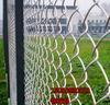体育场铁丝网球场围栏足球护栏网勾花网护栏篮球场围栏