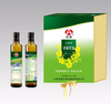 亚麻籽油冷榨初榨食用油   富添   2瓶装