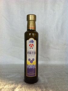 东北特产  富添亚麻籽油250ml
