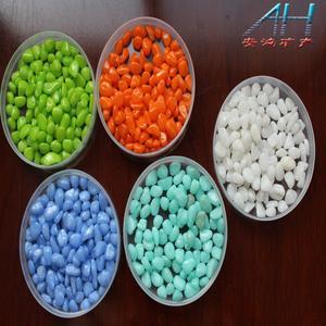 厂家直销天然彩砂染色彩砂 儿童沙画专用彩砂鱼缸装饰