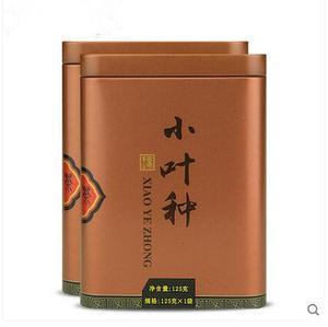 小叶种 红茶茶叶 广西高山春茶昭平红工夫红茶功夫茶