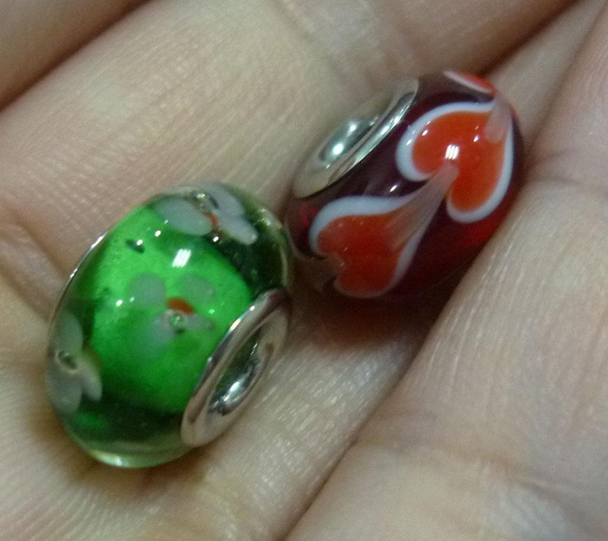 琉璃珠、潘多拉珠子图片二