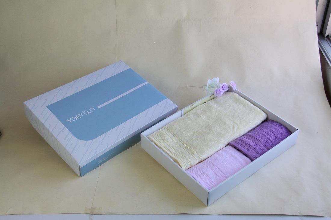 深圳竹纤维6876礼品毛巾-浴巾-酒店用品图片一