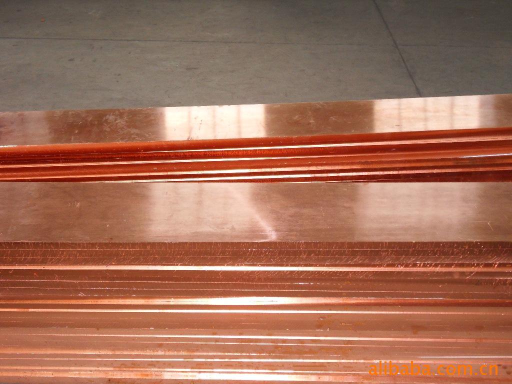 T2,高纯高导紫铜排,配电柜、变压器等专用图片一