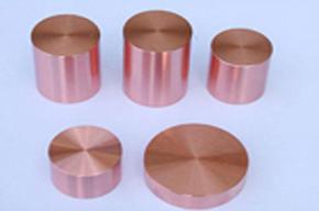 T2电火花专用电极,放电铜材,与日本纯红铜相当图片一