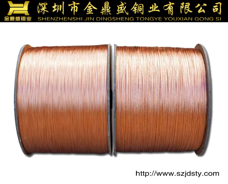 价低质优 低氧铜'铜包铜 无氧铜铜包铝 铜包钢图片三