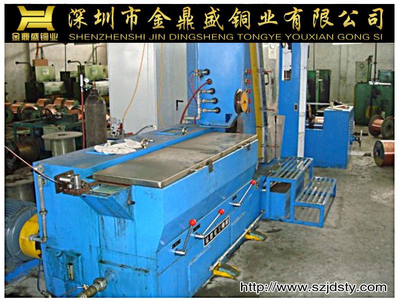 厂家 直销 低氧铜 铜包铜 镀锡铜 无氧铜 铜包铝铜包钢图片二