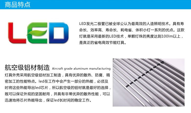 超亮LED球泡灯5W LED节能灯 LED灯泡图片五