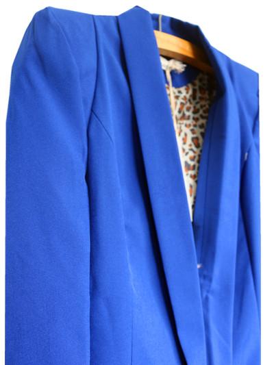 29元最便宜的外贸品牌杂款库存尾货韩版女式西装外套图片八