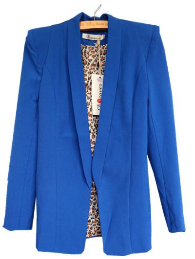 29元最便宜的外贸品牌杂款库存尾货韩版女式西装外套图片五