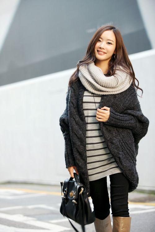 秋冬女装韩版开衫金丝边马海 毛毛衣外套 针织衫图片一