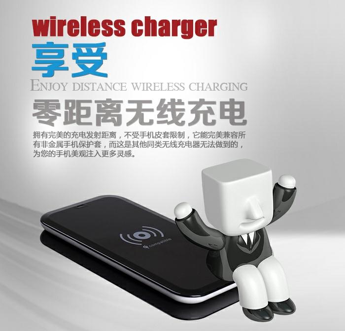 无线充电器 型号:CC-301(QI标准)TI芯片图片六