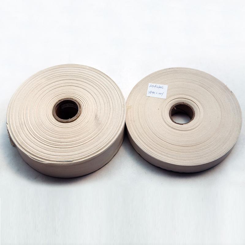 优质本白棉带 可染色订做图片二