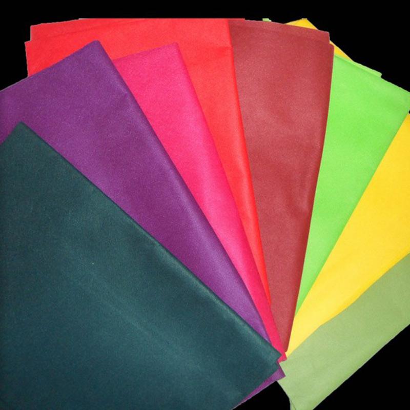 供应各种颜色购物袋包装PP无纺布  纺粘无纺布图片三