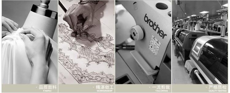 清凉夏季欧洲站女装原创设计迷彩雪纺新款 品牌连衣裙A388图片九