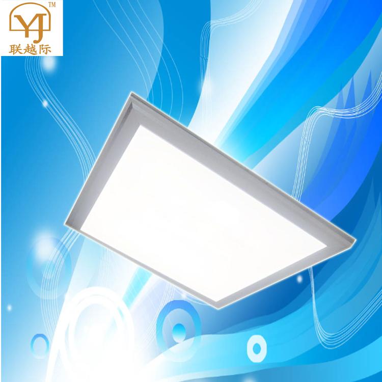 联越际LED面板灯 集成吊顶吸顶灯18/36/54/72W图片二